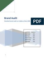 Detailed Brand Audit