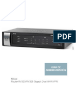 Manual Rv320 Cisco Router