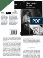 Marguerite Duras - Los Ojos Verdes
