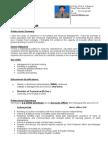 CV - Umair - Accounts Officer