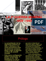 La Segunda Guerra Mundial en 26 Diapositivas
