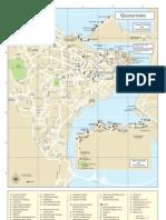 Map Penang George Town