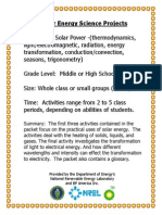 Solar Projects Hs