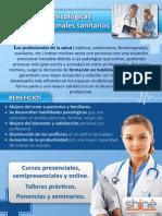 Formación para Sanitarios