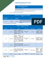 Legislativo Al Día (27.11.2014)