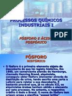 4 - Fosforo e Acido Fosforico