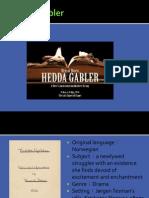 Hedda Gabler power point GOOD