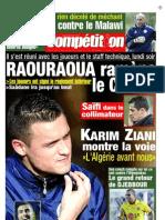 Edition du 06/01/2010