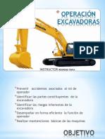 OPERACIÓN  EXCAVADORAS