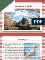 Emergência Do Japão