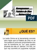 Lectio Divina Universidad