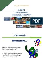 12 Contaminación_Contaminación del Aire.pptx