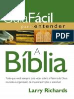 Guia Facil Para Etender a Biblia