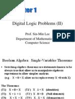 Digital logic problems
