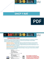 DHCP Y NAT