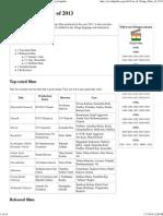 List of Telugu Films of 2013 - Wikipedia, The Free Encyclopedia