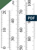 Meterstick Large