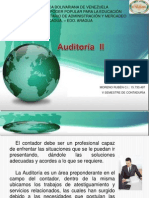 TRABAJO DE ATESTIGUAMIENTO Y SERVICIOS REALACIONADOS