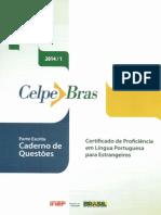 Caderno de Questões do CELPE-BRAS / 2014