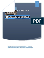 MODULO SIETE Explicativo 2014 Bioetica