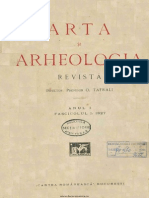 Arta Si Arheologia - O. Tafrali