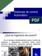 Clase Muestra Sistemas de Control