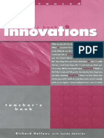 Innovations Advanced - Teachers Book