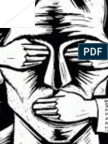 VIOLACION DEL DERECHO A LA LIBERTAD DE EXPRESION Y DE PENSAMIENTO EN EL ECUADOR