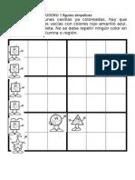 Sudoku 1 Figuras Simpáticas