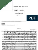 Vioin Concerto Gm