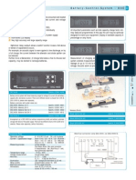 Battery Control System DCC4000