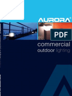 Aurora Commercial Outdoor Lighting V1