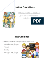 Websites Educativos