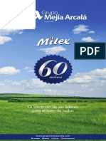 Grupo Mejía Arcalá 60 Aniversario