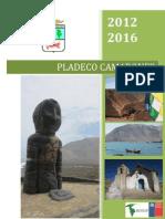 Pladeco Camarones 2012 Al 2016