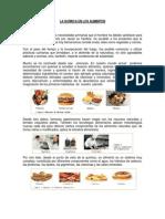 La Química en Los Alimentos