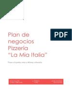 Plan de Negocios Pizzeria