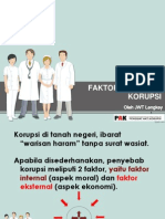 2. Faktor Penyebab Korupsi-edit
