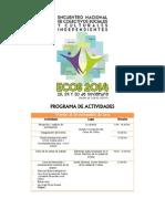 Programa ECOS 5.1