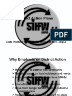 District Action Plans