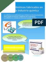 Antibioticos Industria