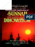Obligation of Adhering to the Sunnah