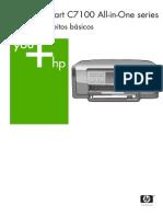 HP C7180 Guia de Conceitos Básicos