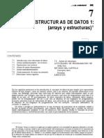 Estructura de Datos Array