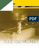 Solid End Milling Cat KMT109910