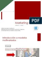 Modelos Multivariados 1