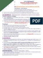 Règlement Grandmont 2014-2015