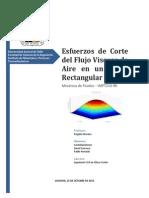 TR1 2013 - Esfuerzo de Corte del Flujo Viscoso de Aire en un Ducto Rectangular - BERRIOS, CARRASCO y HURTADO.pdf
