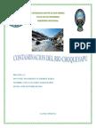 Contaminacion Del Rio