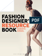 Fashion design resource book